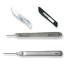 Swords scalpels