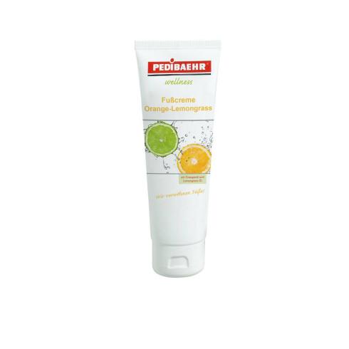 Orange-lemongrass cream 125ml